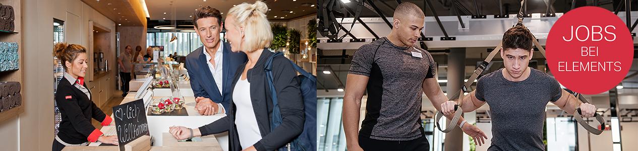 Migros  Freizeit  Deutschland  GmbH   -  ELEMENTS Fitness und Wellness